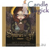 Beings of Shadows & Light (HARDCOVER) by Lucy Cavendish