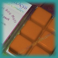 Clamshell Fragrant Soy Melt - 80+ hours - Sugar Cookie