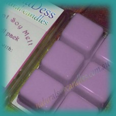 Clamshell Fragrant Soy Melt - 80+ hours - French Lavender