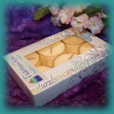 Scented 6hr Soy Tealights 6pk - Chanelle