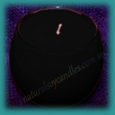Sphere Scented Soy Candle ~ Black Orchid