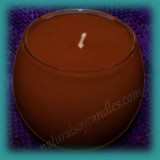 Sphere Scented Soy Candle ~ Carrot Cake