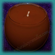 Sphere Scented Soy Candle ~ Cinnamon Stick