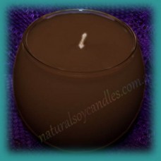 Sphere Scented Soy Candle ~ Choc Mint Slice