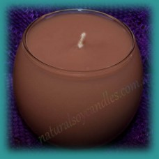 Sphere Scented Soy Candle ~ Lemon, Lime & Bitters