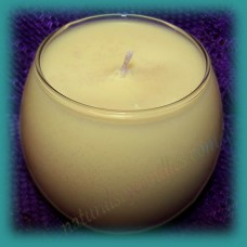 Sphere Scented Soy Candle ~ French Vanilla