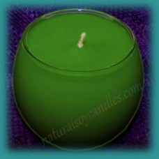 Sphere Scented Soy Candle ~ Exotic Woods