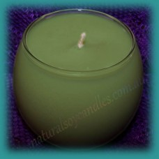 Sphere Scented Soy Candle ~ Australian Bush