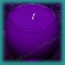 Sphere Scented Soy Candle ~ Blueberry Muffin