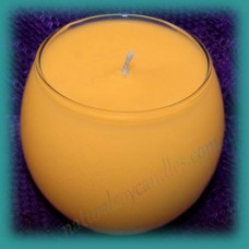 Sphere Scented Soy Candle ~ Passionfruit