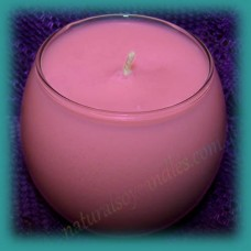 Sphere Scented Soy Candle ~ Japanese Honeysuckle
