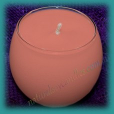 Sphere Scented Soy Candle ~ Persian Spice
