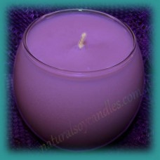 Sphere Scented Soy Candle ~ French Lavender