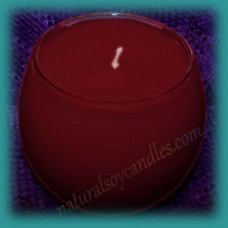 Sphere Scented Soy Candle ~ Dragon's Blood