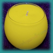 Sphere Scented Soy Candle ~ Banana