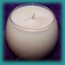 Sphere Scented Soy Candle ~ Coconut